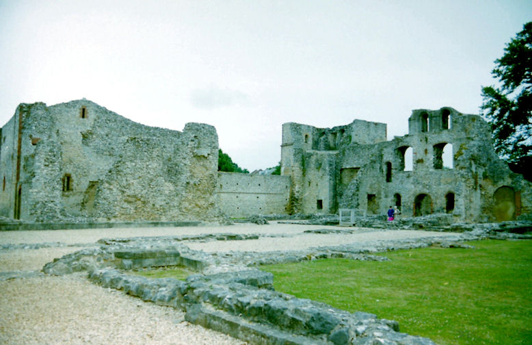 Wolvesey Castle, Hampshire